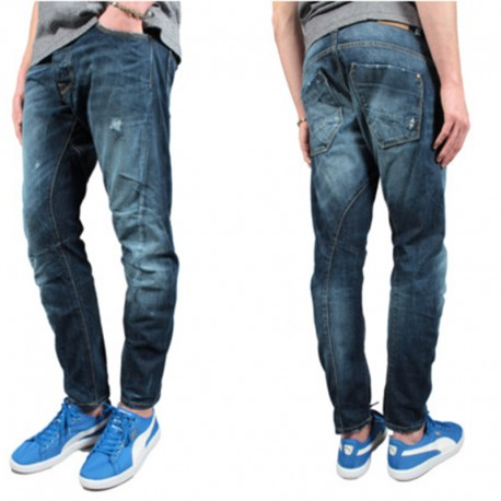 JEANS UOMO LUNIK J761 FIFTY FOUR PANTALONE MAN CARROR FIT JEANS UOMO LUNIK J761 FIFTY FOUR PANTALONE MAN CARROR FIT 29 30 36,