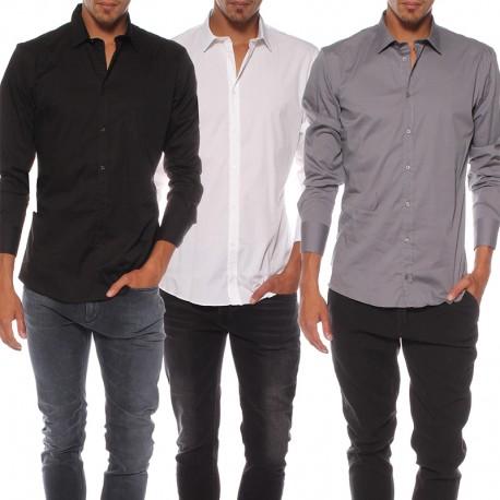 Camicia uomo CA688H HAMAKI-HO cotone