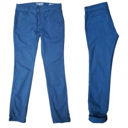 Pantalone uomo ATTIC G241 Fifty Four skinny fit blu