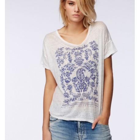 Maglia T shirt Gloria PEPE JEANS Donna