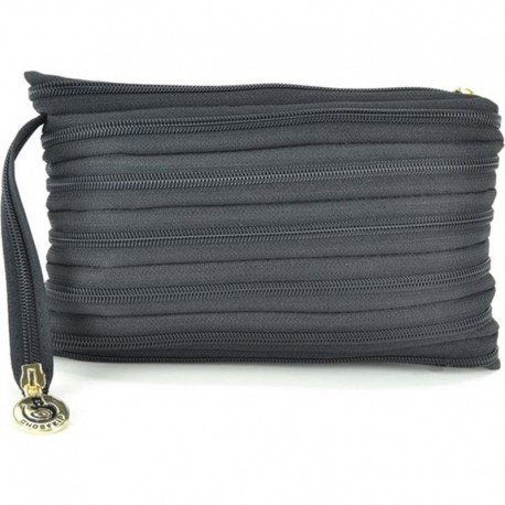 Pochette donna Ghostzip betty nero