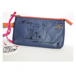 Pochette Hoy Collection Trousse Silvia Hoy Chic