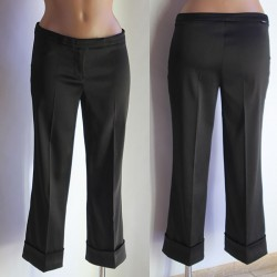 Pantalone Gianfranco Ferrè Jeans donna nero