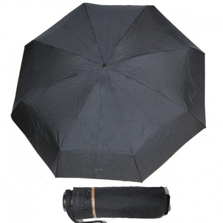 Prima Classe ombrello Alviero Martini piccolo nero geo mappa 19 cm da borsa
