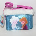 Borsa Frozen Disney Flat Shoulder Bag