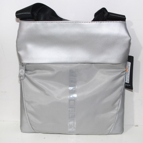 Borsa Tracolla Momo Design borsello grigio M01074 MOMODESIGN