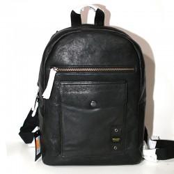 Borsa Zaino Blauer BLZA00104M Backpack nero pelle