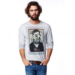 MAGLIETTA CON STAMPA BORAH T shirt Pepe Jeans Uomo S M L XL XXL