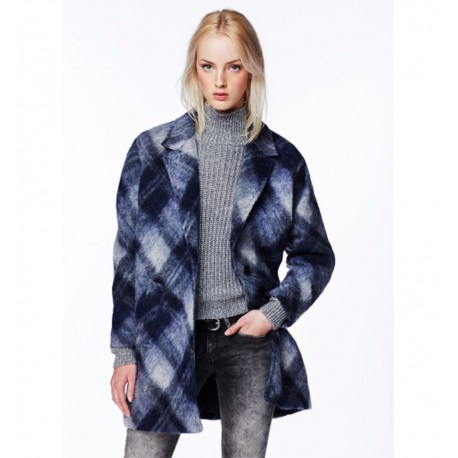 Pepe Jeans CAPPOTTO LUNGO TATTLER donna