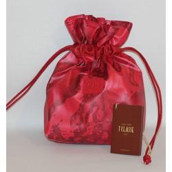Prima Classe borsa mano pochette rosso Alviero Martini