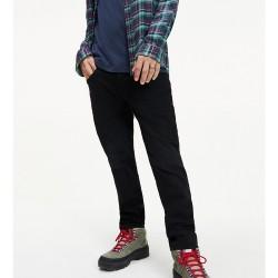 Jeans uomo Tommy Hilfiger DM0DM06872 pantalone slim fit nero