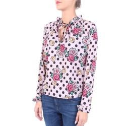 Maglia J'Aimè 9553J-BL donna manica lunga blusa