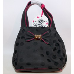 Borsa Hoy Collection pois nero fuxia