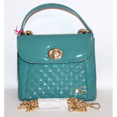 Borsa Hoy Collection verde con tracolla