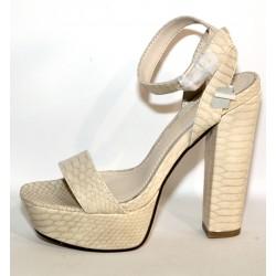 Scarpe sandali zeppe Giorgia & Johns