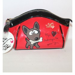 Trousse HOY Collection Beauty Serafina Candy Apple