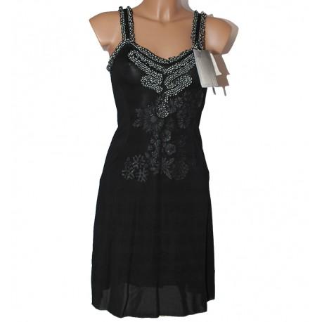 Vestito Pianura Studio Vestitino nero  abito