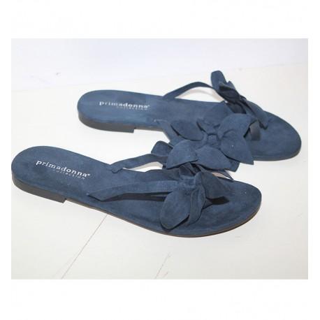 Ciabatta infradito Prima Donna sandalo donna size 37 blu