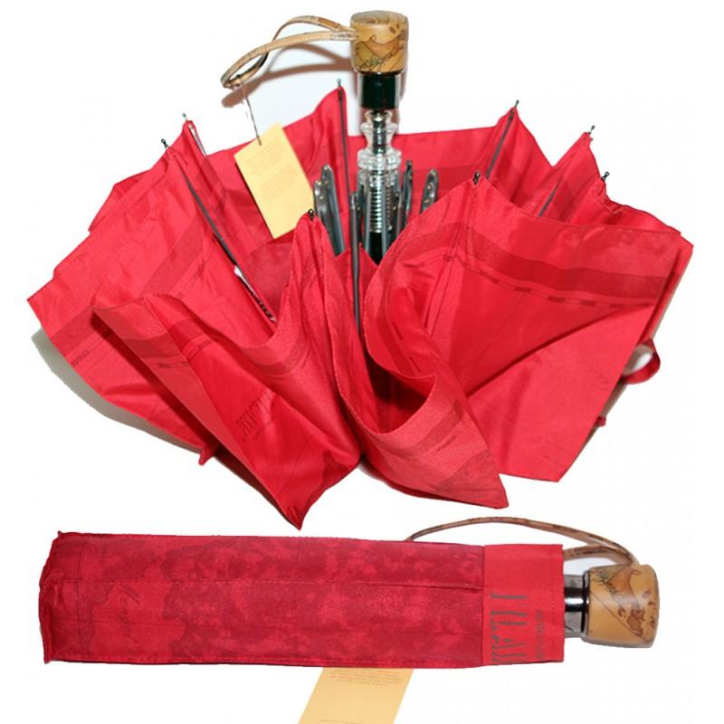 Prima classe ombrello da borsa rosso alviero martini originale - Costumi da bagno alviero martini ...