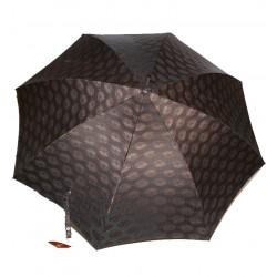 Prima Classe ombrello grande marrone Alviero Martini