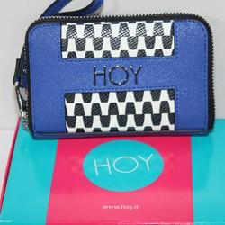 Portafoglio Hoy Collection queen check Hurrà donna