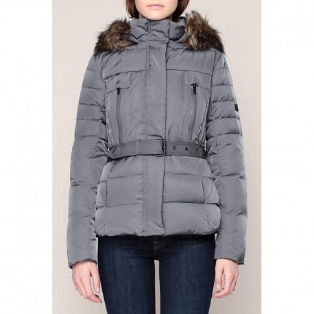 Pepe Jeans giubbino donna Vivien Grigio grey S M L XL piumino