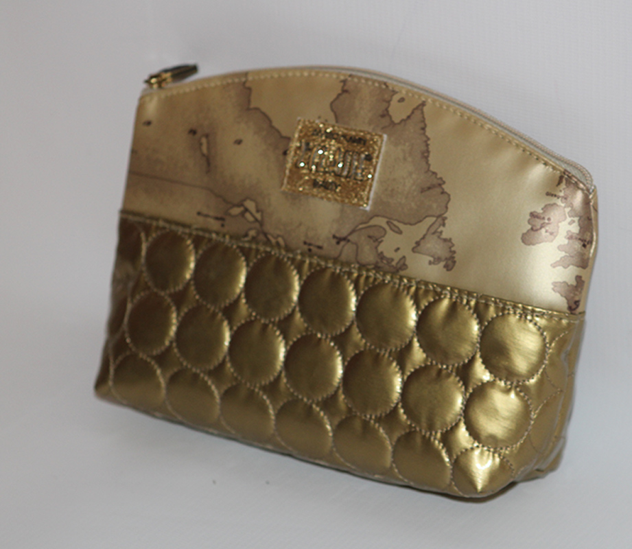 Pochette Prima Classe oro borsello originale porta ...